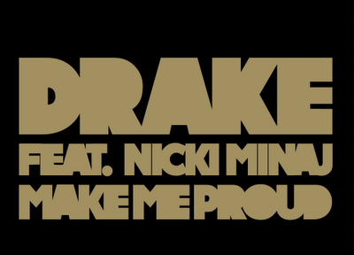DRAKE MAKE ME PROUD ITUNES ART