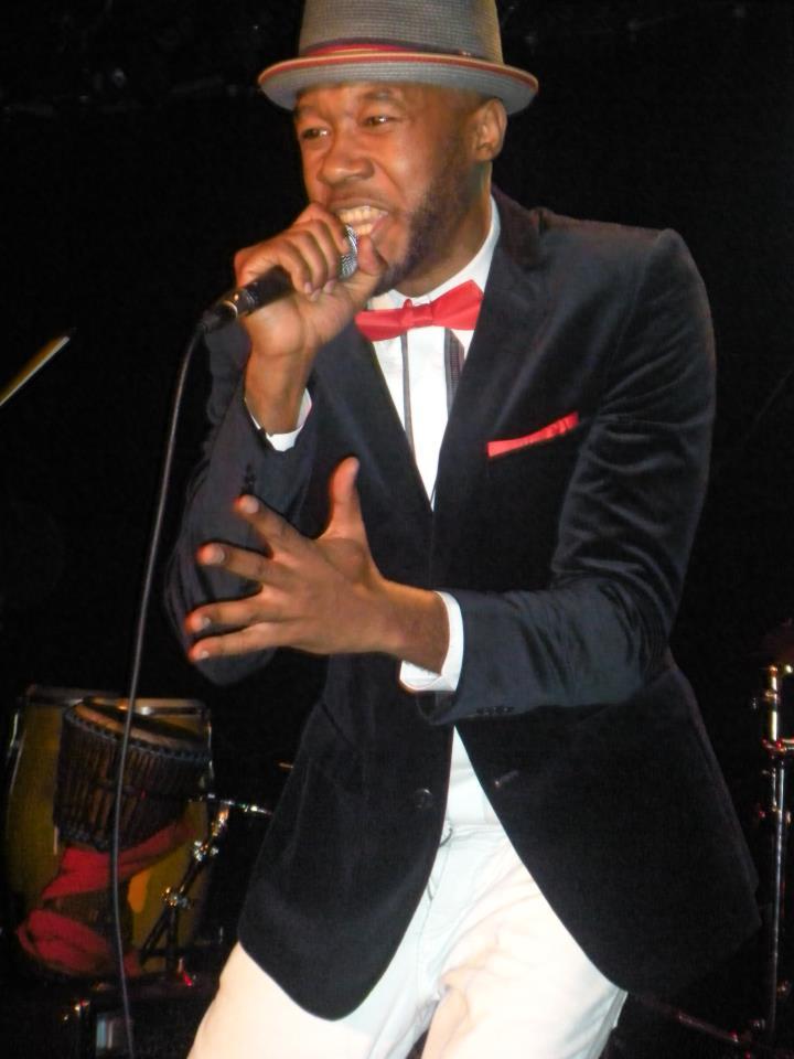 Vox Sambou au Cabaret du Mile-End, le 18 février 2012