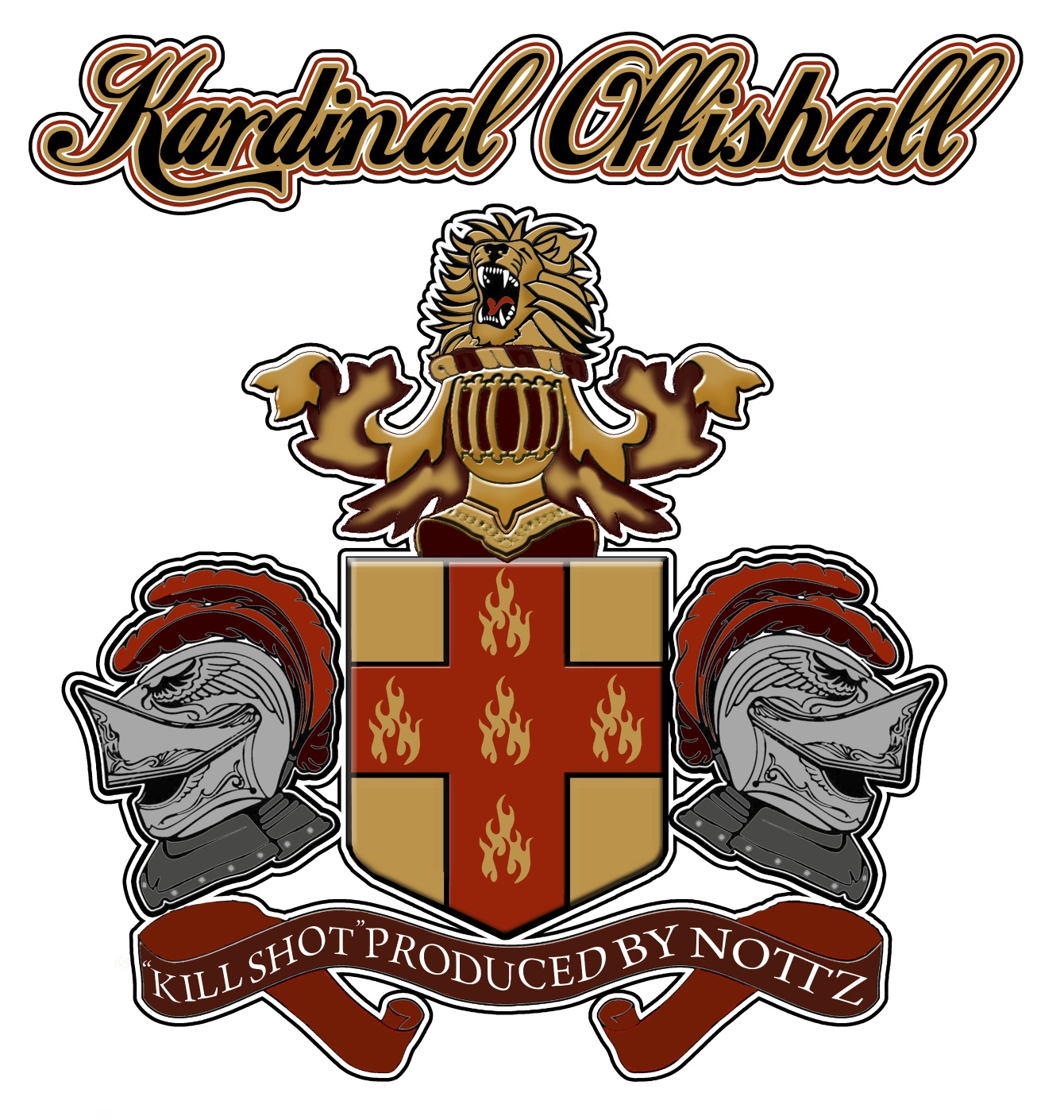 Kardinal Offishall - Kill Shot artworks-original