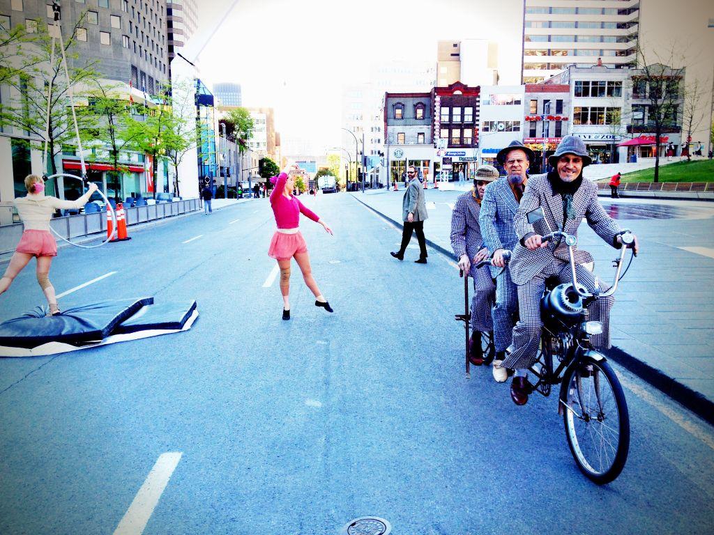 Fête de Montréal - Quartier des Spectacle