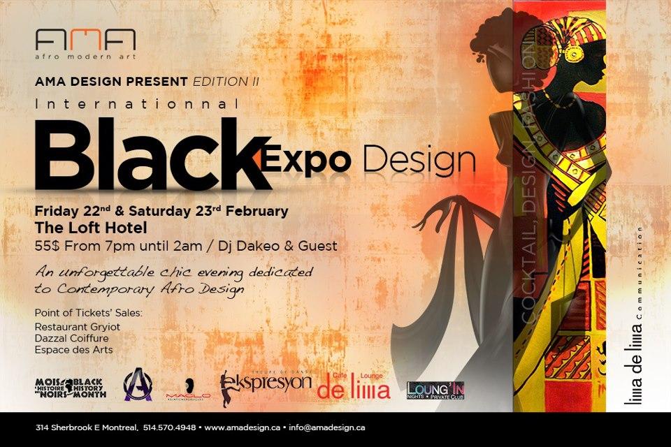 Black Expo Design 2013
