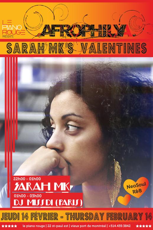 Afrophilya SarahMK