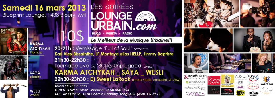 Soirée Lounge Urbain 3