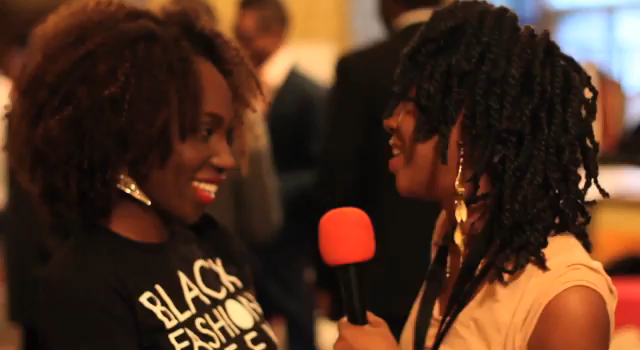 Black Fashion Week - Adama Paris