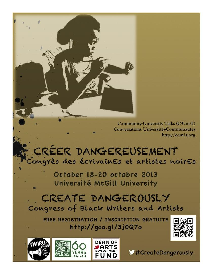 Congrès des écrivaines et artistes noires