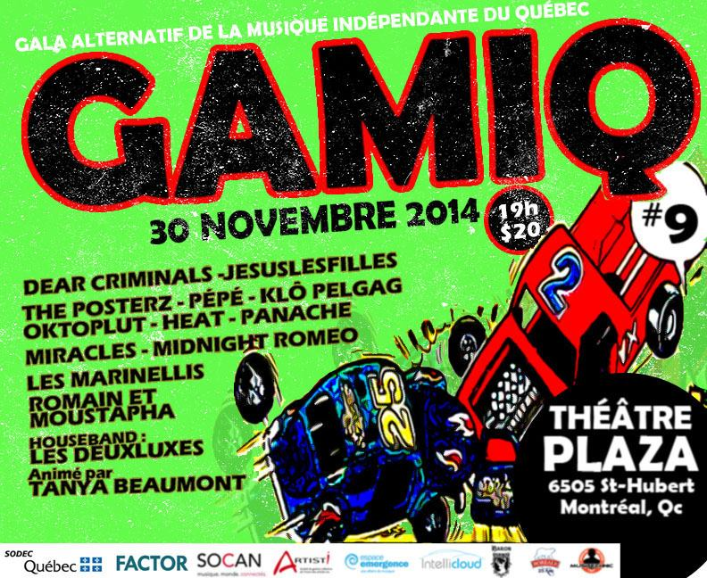 GAMIQ 2014