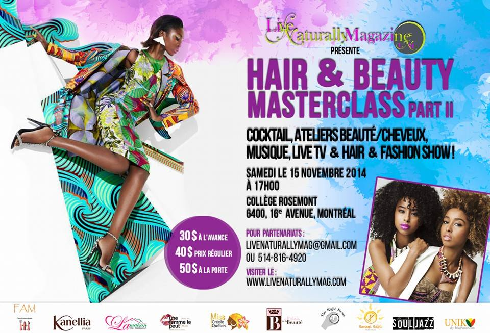 Hair and Beauty Masterclass 2