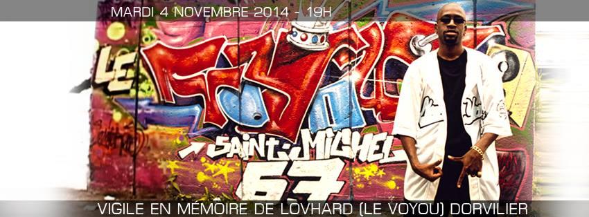 VIGILE en mémoire de Lovhard ( LE VOYOU ) Dorvilier