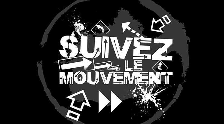 suivez le mouvement - LU