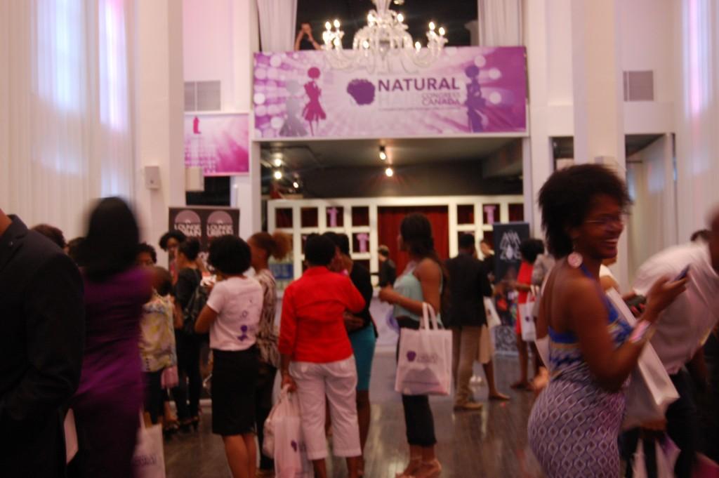 Congrès Cheveux naturels Canada