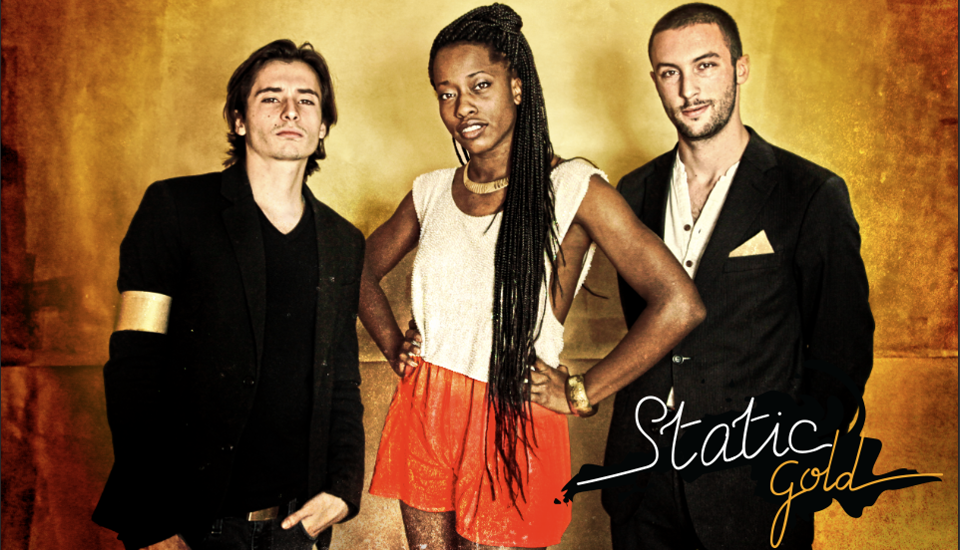 Static Gold Music