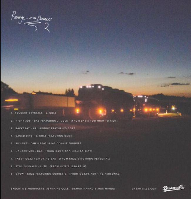 dreamville-revenge-of-the-dreamers-ii-back-cover