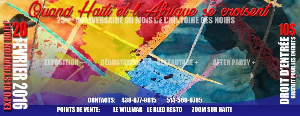 Expo Destination Haiti 2016