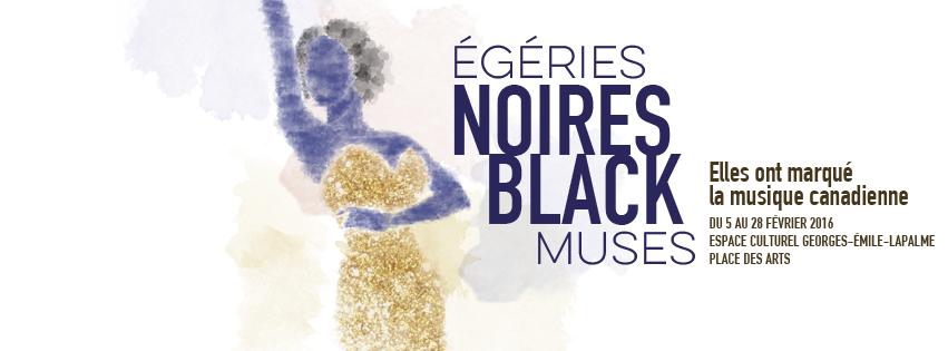Exposition Égéries Noires