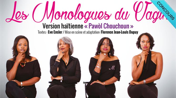 Concours Les Monologues du Vagin