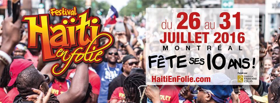 Haiti en Folie